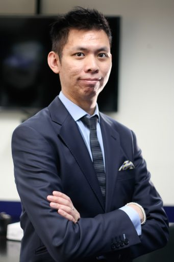 Kaplan Admissions Counselor Hubert Ho, Common App Essay