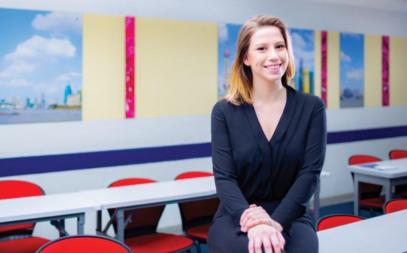 1年半完成學位 多元學習環境擴闊視野                                                          歐洲職場獲聘