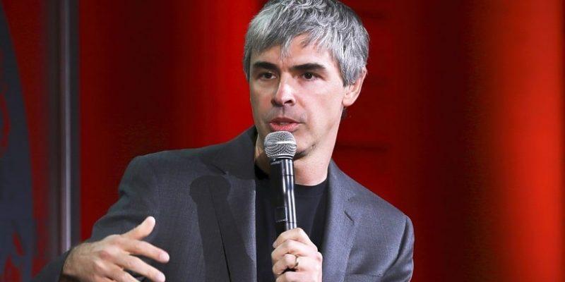 MBA名人故事│從夢境中獲得創業靈感 使他成功創辦科技巨頭Google - Larry Page