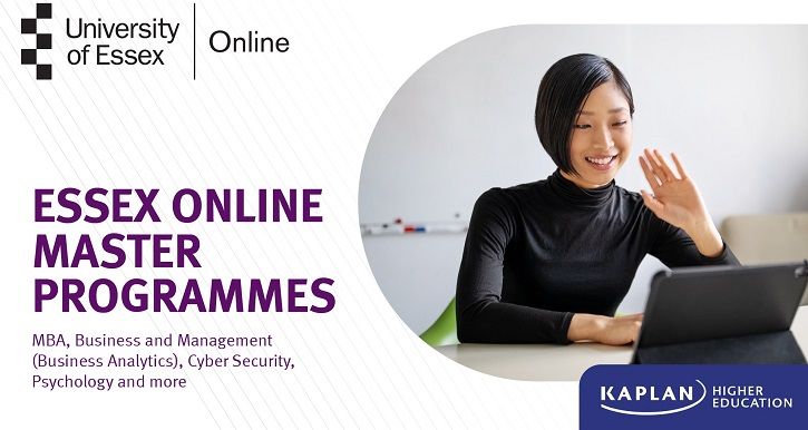 University of Essex Online Business and Management (Business Analytics