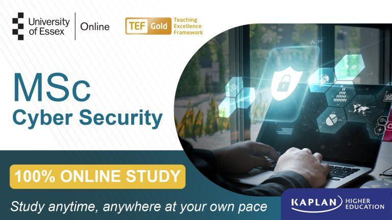 MSc Cyber Security